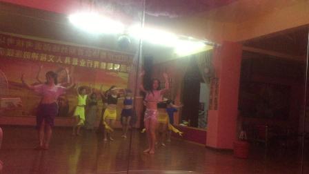 揭阳肚皮舞珠楼舞蹈课堂
