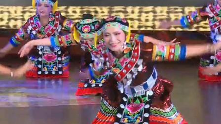 湖南沅陵舞蹈《打布壳》住建局