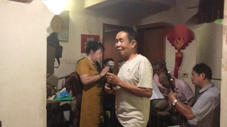 传统闽剧欣赏,郑贞国、陈秀维演唱,主胡陈国白,司鼓吴能志。