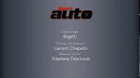 Bugatti Centodieci,一台向经典致敬而且比Chiron还要好看的汽车-啊车视频