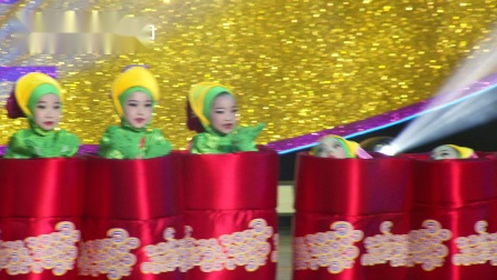第二届校园风采舞蹈艺术节群舞大赛(南京站)大丰区舞彩人生少儿舞蹈艺术中心《自由行走的小花儿》