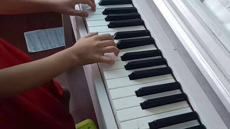 """《第六交响曲""""田园""""》(可爱的钢琴古典名曲)19.8.18"""