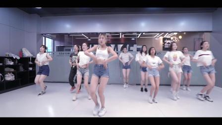 INSPACE舞蹈-Kahey老师-Kpop进阶课程视频-ICY(Part 1)