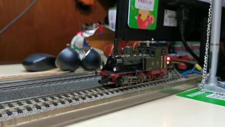 Roco T3 普魯士小蒸汽