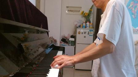 《广岛之恋》(即兴演奏:大叔钢琴)