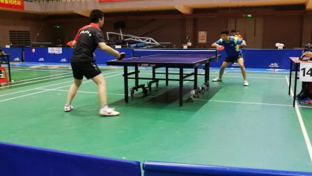 第二届粤港澳大湾区乒乓球比赛东莞赛区男子团体乙组决赛 kkkk赵德芳vs邱廷亮4