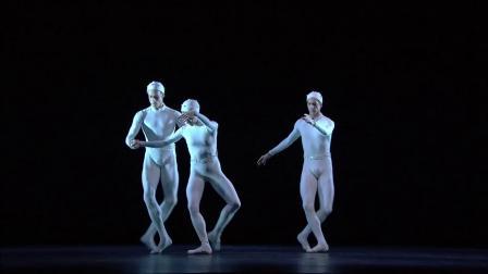 英皇三首席的现代芭蕾《单调第2部》片段