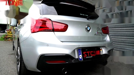 BMW M140i B58 x STONE EXHAUST Rev Sound