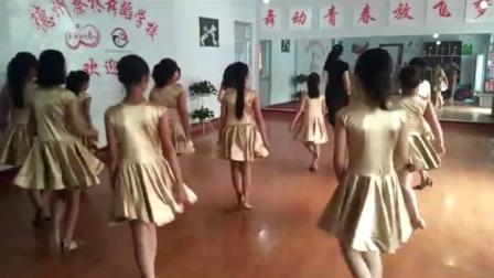 新款女童拉丁舞裙儿童练功服检定考试比赛演出女孩幼儿舞蹈规定服夏款