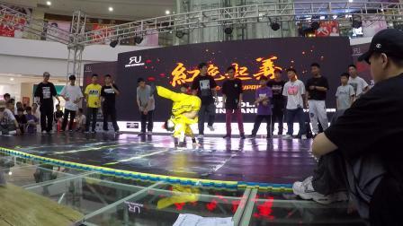 RU万年BREAKING Battle1ON1海选徐嘉豪