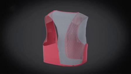 奥尼捷越野跑步揹包双肩户外运动水袋包10L马拉鬆骑行贴身透气