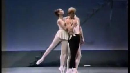 NYCB 阿波罗 片段 Suzanne Farrell & Peter Martins