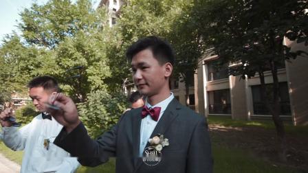 【CUI&CAO】唯尔悦享婚礼快剪-贝壳电影工作室