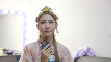 SING女团 - 清唱实力超强!《如梦令》中国风MV拍摄花絮秒圈粉