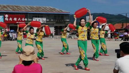 振兴镇第五届秧歌广场舞文化艺术节~振兴街里代表队