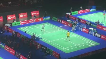 2019羽毛球世锦赛 林丹2:1阮天明