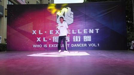 Who Is Excellent Dancer VoL.1 张毅裁判秀