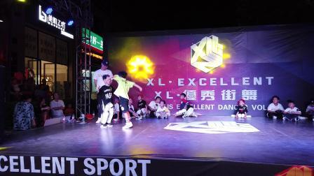 Who Is Excellent Dancer VoL.1 16-8 (WIN)皮皮VS特特