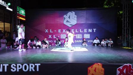 Who Is Excellent Dancer VoL.1 8-4承承VS龙龙(Win)