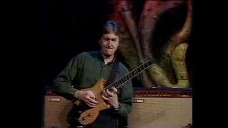 Allan Holdsworth, Gary Novak, Dave Carpenter - Material Unreal, Warsaw 1998 融合爵士