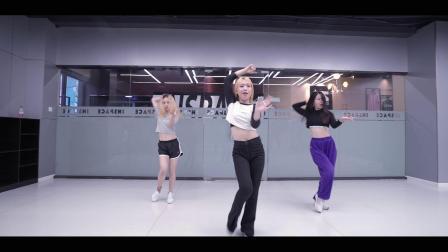 INSPACE舞蹈-丸子老师-Jazz基础课代课视频-S&M