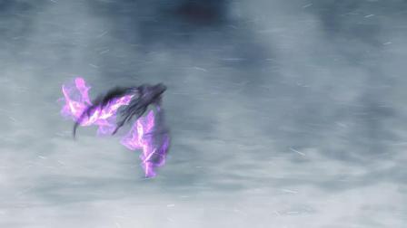 Ice冰雪火龙标志特效