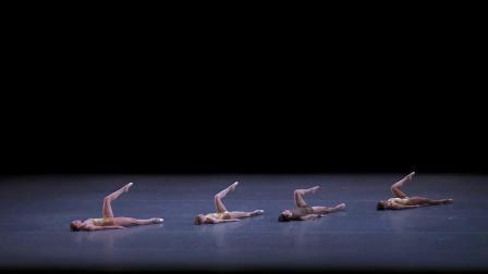 NYCB Pam Tanowitz作品 Bartok Ballet 片段 