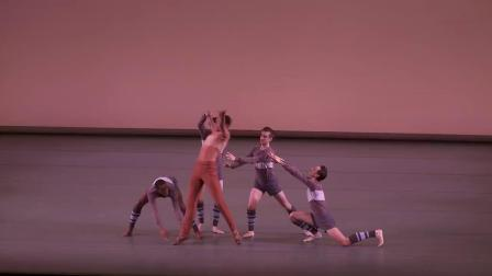 NYCB Justin Peck作品 Rodeo Four Dance Episodes 片段 