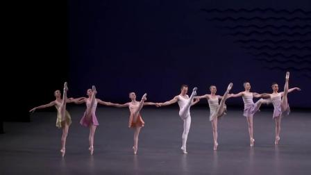 NYCB Jerome Robbins作品 In G Major 片段 