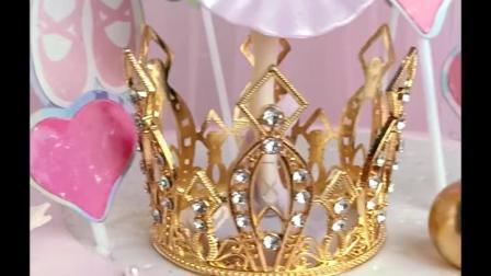 君晓天云女孩女生女神生日蛋糕装饰芭蕾舞主题蛋糕装饰摆饰芭蕾舞鞋插牌