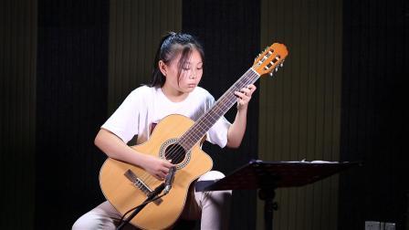 古典吉他独奏《天空之城》by 刘译分
