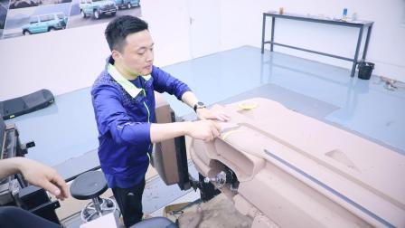 北汽制造全新增程式SUV - 越野乐趣外,讲述一个关于设计的故事!