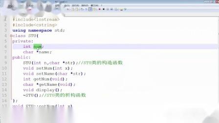 千锋物联网教程:25_拷贝构造函数1