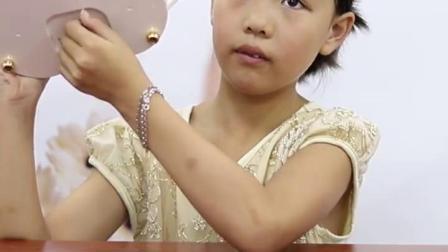 君晓天云七夕礼物创意生日女生八音盒音乐盒旋转跳舞芭蕾女孩公主浪漫感动