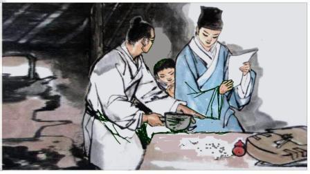 中国古代医药学家《李时珍》