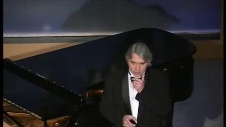 霍洛斯托夫斯基 罗马独唱音乐会 曲目:你们这群狗强盗 快给大忙人让路 俄语艺术歌曲