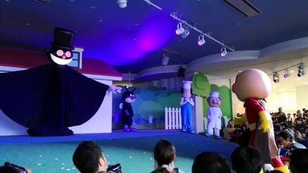 日本超人气动漫面包超人舞台剧@面包超人博物馆