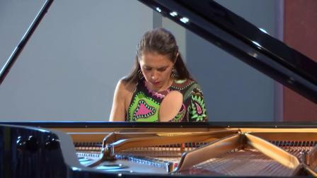 米哈伊爾•伊萬諾維奇•格林卡 : A小調依據歌曲《在不陡的山谷中》為鋼琴所作的變奏曲G.vi51