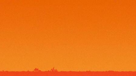 橙色调科幻动画《荣誉》