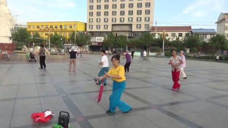 木兰剑表演