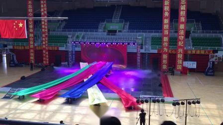 延边州税务局广场舞比赛延吉市税务局自选节目
