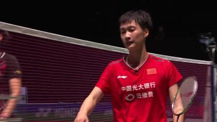 2019羽毛球世锦赛 陈雨菲VS磋楚沃 集锦