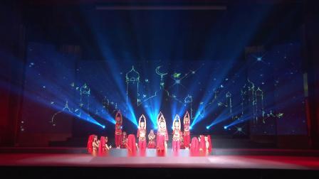 3海安市舞之源舞海寻梦暑假汇报《阿拉伯之光》