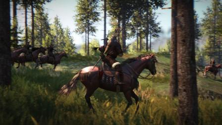 骑马与砍杀2:霸主 宣传视频