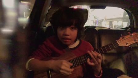 开创性指法 - Come together - 冯羿ukulele