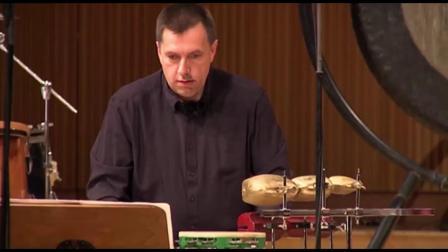安德烈•若利韋 : 為長笛與打擊樂器所作的音樂會組曲