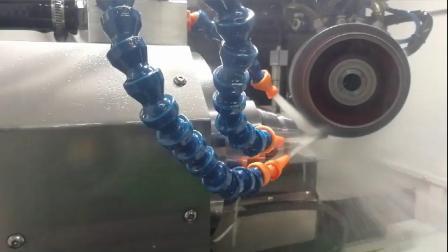 千岛机械 Q5五轴数控工具磨床操作视频