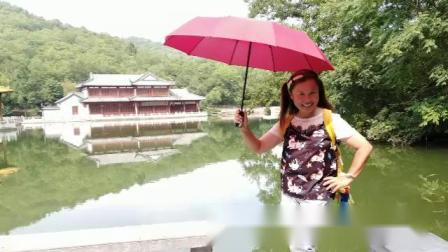 二零一九年八月廿二日自驾游滁州琅琊山风景区(手机拍摄)