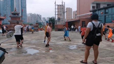 霞店美狮馆夏季培训记录片- 传统民俗从小开始,弘扬一代代狮馆精神