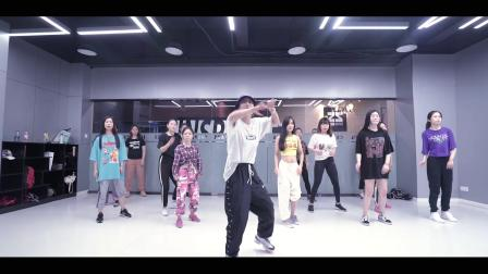 INSPACE舞蹈-Tina老师-Urban进阶课程视频-HUMBLE(Part2)